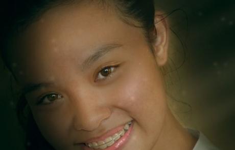 niña ortodoncia